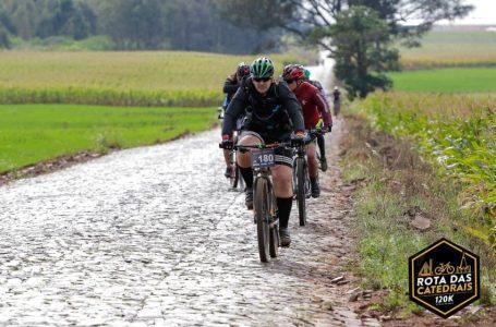 Rota das Catedrais alcança recorde de 660 ciclistas