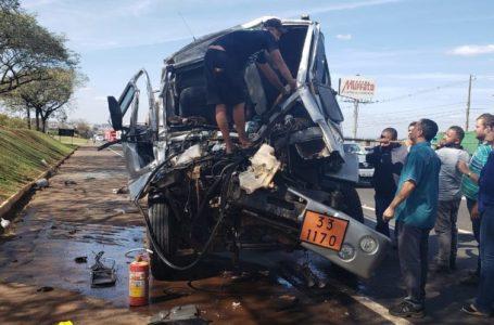 Grave acidente na BR 369 – entre Cambé e Rolandia