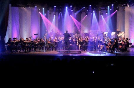 Concerto reúne grande público no Cine Teatro Mauá