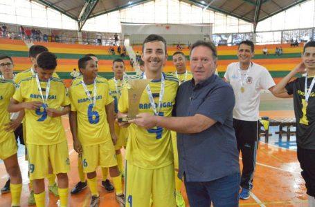 Arapongas encerra os Jogos da Juventude do Paraná com chave de ouro