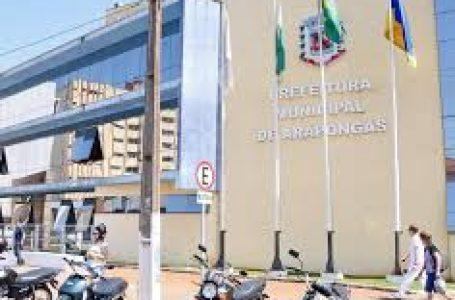 A Prefeitura de Arapongas faz plantão para Adesão ao Refis