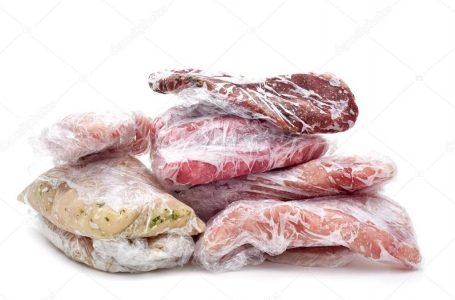 Como Descongelar carne com rapidez