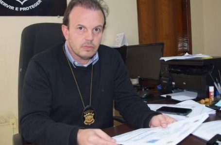 Morre delegado Gustavo Dante, chefe da 17ª SDP de Apucarana