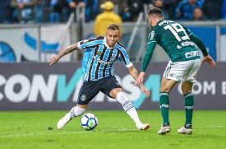 Palmeiras x Grêmio: Quem continuará na Libertadores ???