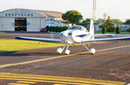 Aeroporto de Arapongas terá voos comerciais regulares para Curitiba