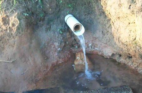 Projeto Água Limpa segue restaurando minas em Arapongas