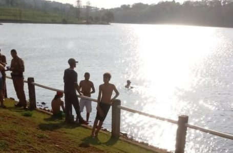 Continuam a buscas pelos adolescentes desaparecidos no Lago da Raposa