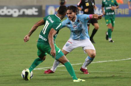 Londrina vence Cuiabá na estreia de Mazola Júnior na equipe