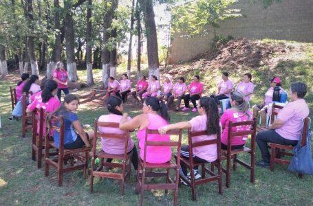 Outubro Rosa: Rodas de conversas e palestras são realizadas na UBS Campinho