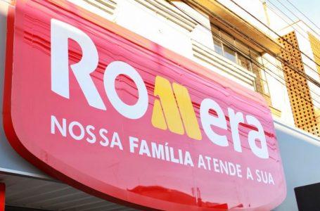 Loja Romera fecha as portas em Arapongas