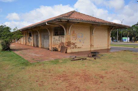 Prefeitura vai licitar a revitalização da Estação Ferroviária