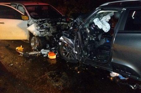 Acidente com mortes na BR-369 entre Cambará e Andirá