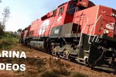 Trem atropela Pedestre em Arapongas