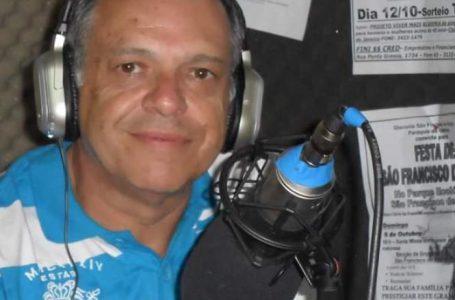 Morre o radialista apucaranense Jota Júnior