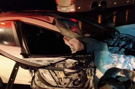 Acidente na PR-444, em Arapongas, deixa três pessoas mortas e uma gravemente ferida