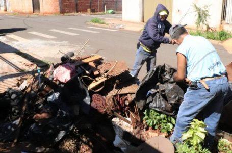 DENGUE – Prefeitura dá um prazo de 15 dias para limpeza dos terrenos