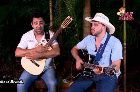 Horas depois de fazer live com o filho, cantor sertanejo sofre infarto e morre no Oeste de SC