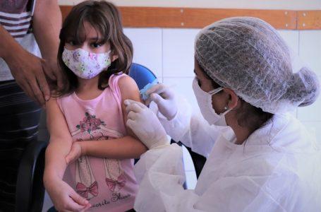 Vacinação contra a gripe nesta quarta e sexta-feira. Confira cronograma.