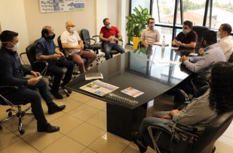 Prefeitura de Arapongas quer apoio de supermercadistas na luta contra a Covid-19