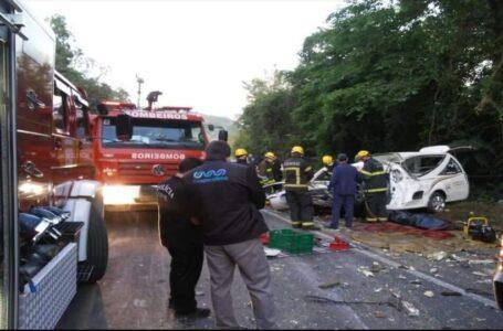 SÃO  MIGUEL DO OESTE/SC,  acidente de transito com morte