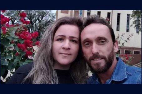 MULHER MORTA PELO MARIDO EM ARAPONGAS COM PAULADA NA CABEÇA
