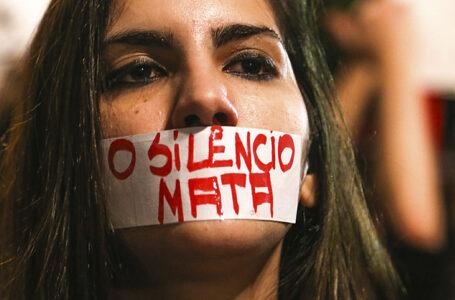 Violência contra a mulher,  05 ocorrências em apenas uma semana