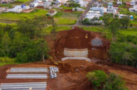 Ponte na interligação do Morumbi ao Novo Centauro está 60% executada