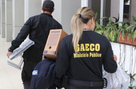 Presidente da Câmara de Arapongas, Osvaldinho é preso pelo Gaeco