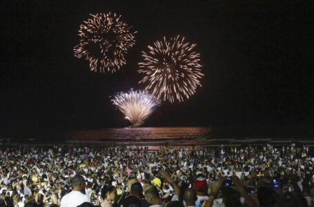 Queima de fogos de Ano Novo está cancelada no Litoral do Paraná