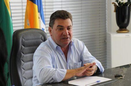 Prefeito Sérgio Onofre convoca primeira reunião com secretários no novo mandato