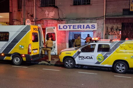 Homem é preso em flagrante após assaltar lotérica e estuprar funcionária do local