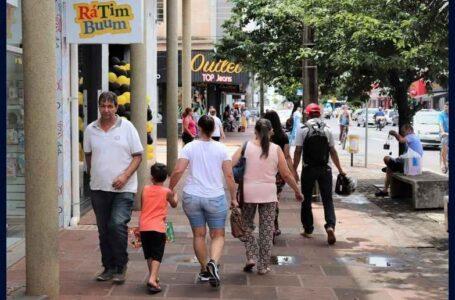 O Comércio de Arapongas não abrirá suas portas na segunda e terça de Carnaval