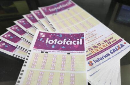 Araponguense acerta os 15 números da lotofácil