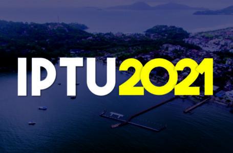 Prazo para pagamento à vista do IPTU 2021 com 10% de desconto vai até o dia 10 de fevereiro