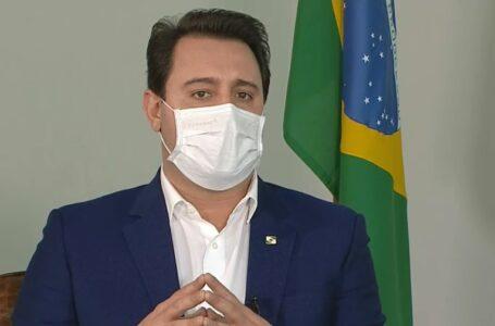 Governador Ratinho Junior anuncia medidas econômicas para auxiliar população
