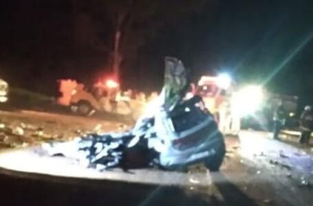 Homem mata esposa a facadas e na fuga se envolve em acidente e morre