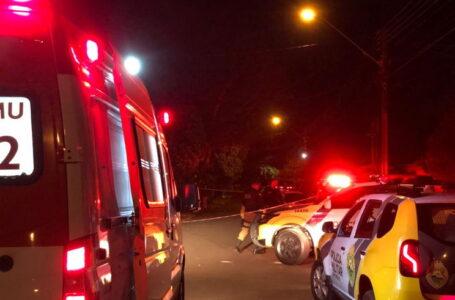 Homem morre durante confronto policial em Arapongas