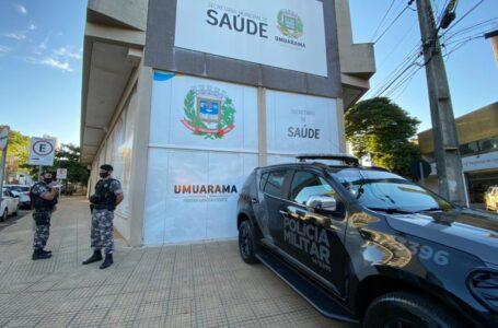 Operação que apura desvios na Saúde prende 7 pessoas e cumpre mandados de busca contra prefeito de Umuarama