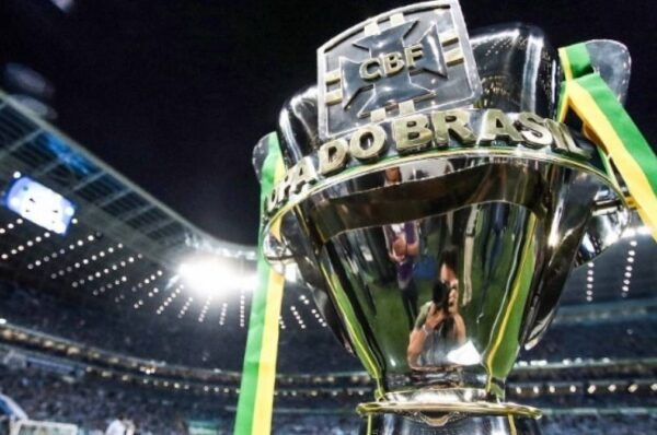 Confira os jogos e os mandos de campo das oitavas da Copa do Brasil