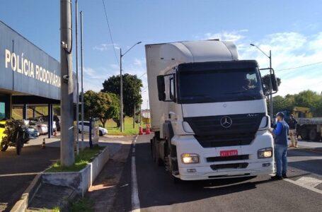 Em Arapongas, saúde vacina caminhoneiros contra a Covid-19 a partir desta quarta-feira, 23