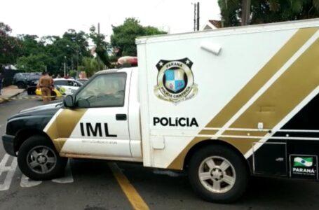 Confronto com a polícia deixa um morto na Warta, em Londrina