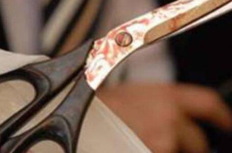 Em Arapongas, mulher tenta matar marido com golpes de tesoura