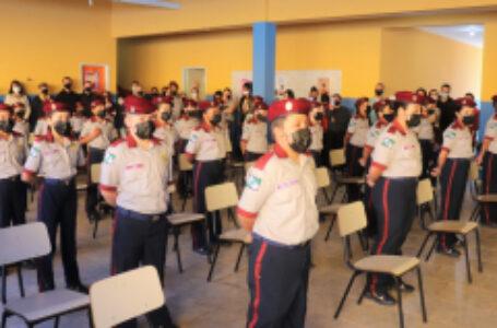 Arapongas põe em funcionamento a primeira escola municipal cívico-militar do Paraná