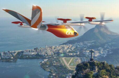 Gol assina acordo para aquisição de 250 'carros voadores elétricos'