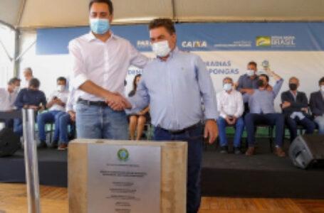 Arapongas e Governo do Estado lançam residencial com 638 casas e Condomínio do Idoso